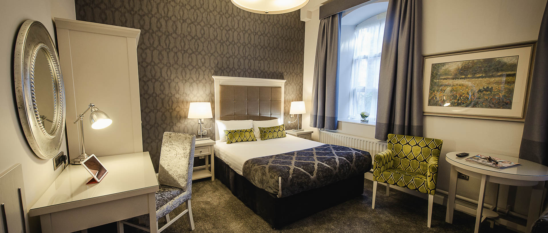 Hotel Isaacs Cork Partner Property of Rewards From Us To You